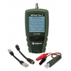 GREENLEE NETcat PRO VDV WIRING (POP) Tester