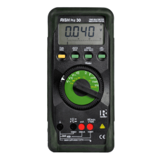RISHABH True-RMS Multimeter with Insulation Resistance Measurement