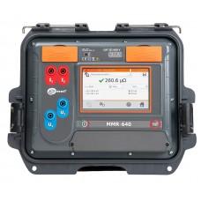 Sonel MMR-640 10A Low Resistance Meter