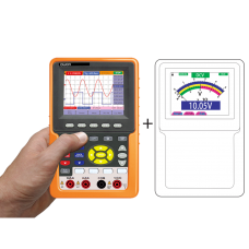 owon Handheld Digital Oscilloscope with DMM