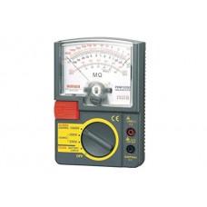 Sanwa PDM1529S 3-Ranges Analog Insulation Tester