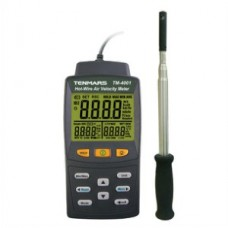 TENMARS Hot-Wire Air Velocity Meter